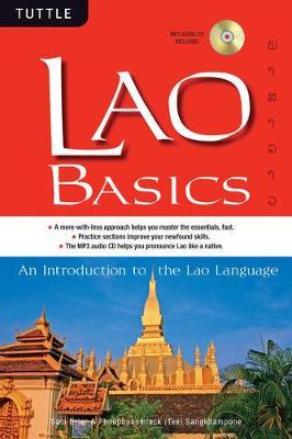 Lao Basics : An Introduction to the Lao Language (Audio CD Included)
