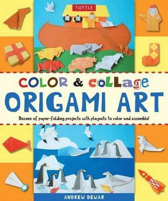 Origami Fun Kit for Beginners (Dover Fun Kits): John Montroll ... | 430x360