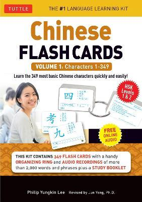 Chinese Flash Cards kit