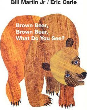 Brown Bear : Bill Martin Jr : 9780805047905