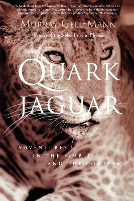 The Quark and the Jaguar  Adventures in the Simple and the Complex