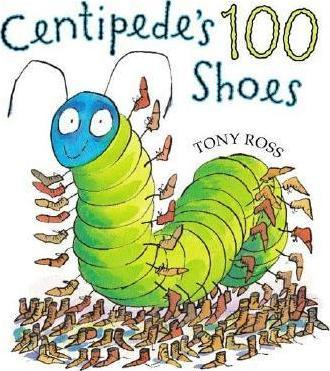Centipede S  Shoes By Tony Ross