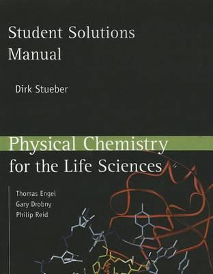 student solutions manual for physical chemistry for the life rh bookdepository com physical chemistry engel 3rd edition solution manual physical chemistry engel solution manual