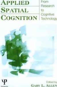 Applied Spatial Cognition