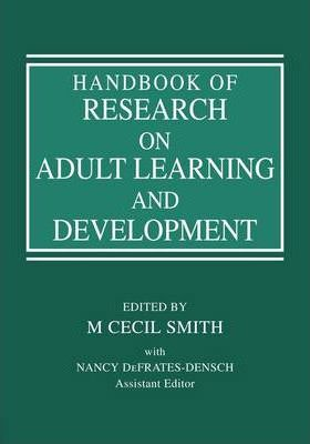 Pdf Handbook Of Research On Adult Learning And Development Download