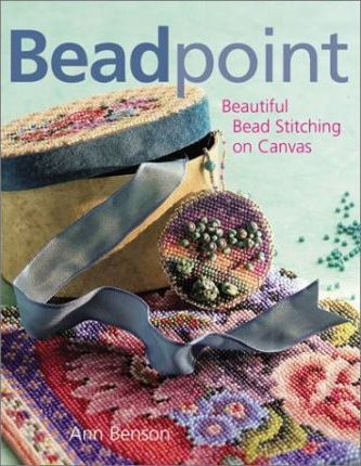 Beadpoint  Beautiful Bead Stitching on Canvas