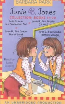 Junie B Jones Collection Books 17 20 Barbara Park 9780807209646