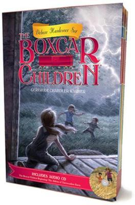 The Boxcar Children Deluxe Hardcover Boxed Gift Set (#1-3)