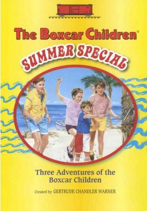 The Summer Camp Mystery (The Boxcar Children Mysteries)