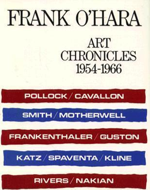 Art Chronicles, 1954-66