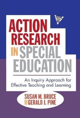 action research papers in special education