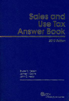 Sales and Use Tax Answer Book