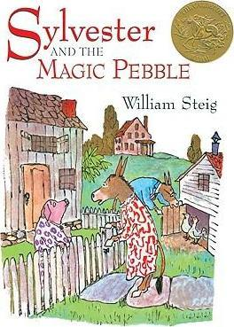 Sylvester and the magic pebble william steig 9780808523826 for Sylvester and the magic pebble coloring page