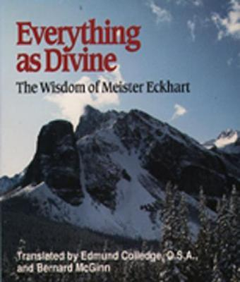 Everything as Divine