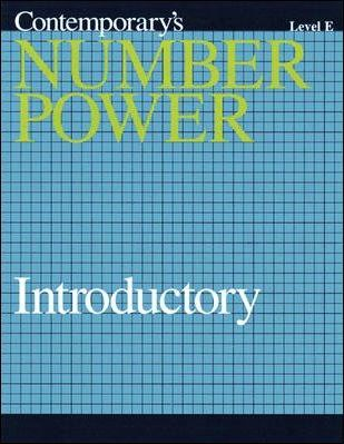 Number Power Tabe - Introductory/Level E