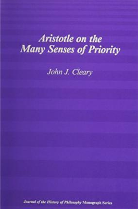Aristotle on the Many Senses of Priority