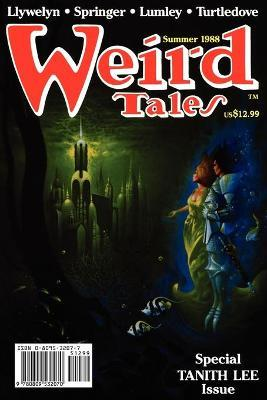 Weird Tales 291 (Summer 1988) Cover Image