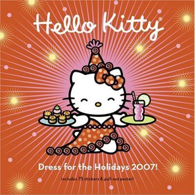 Hello Kitty Hello 2007! Wall Calendar
