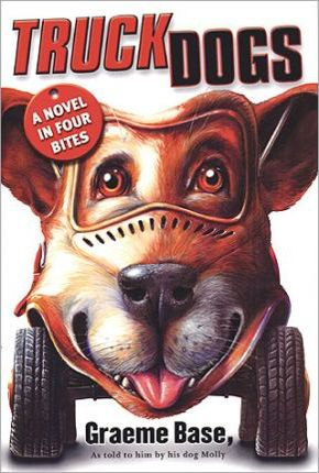 Truck Dogs  A Novel in Four Bits