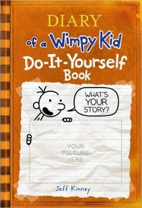 Diary of a wimpy kid do it yourself book jeff kinney diary of a wimpy kid do it yourself book solutioingenieria