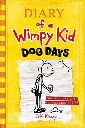 Diary of a Wimpy Kid 04. Dog Diaries