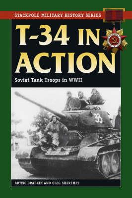 T-34 in Action : Oleg Sherem : 9780811734837