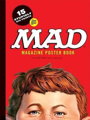 """""""Mad"""" Poster Book"""