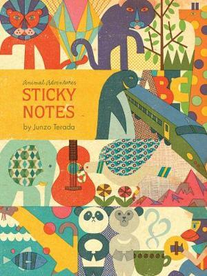 Animal Adventures Sticky Notes
