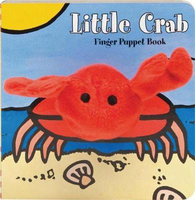 Little Crab Finger Puppet