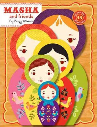 Notecards: Masha and Friends