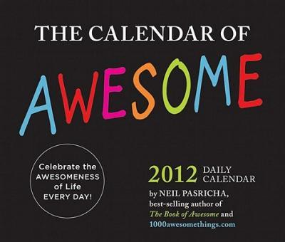 The Calendar of Awesome Daily Calendar