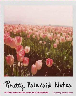 Pretty Polaroid Notes : 20 Different Notecards and Envelopes