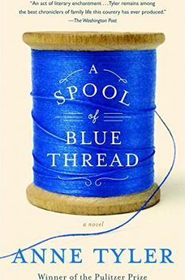 Spool of Blue Thread Cover Image
