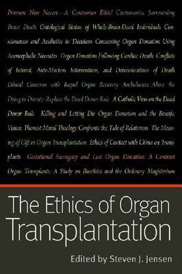 the ethics of organ sales Ethical controversies in organ donation after who may become organ donors after death kennedy inst ethics in organ donation after circulatory death.