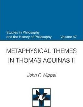 metaphysical thought of thomas aquinas philosophy essay J r r tolkien was a profoundly metaphysical thinker, and one of the most formative influences on his imagination, according to this new study of his works, was the great thirteenth-century theologian, st thomas aquinas structured around tolkien's middle-earth creation myth, the ainulindalë .