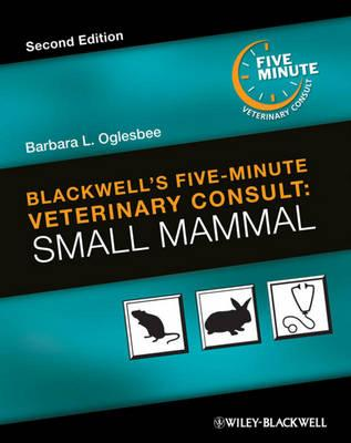 Blackwell's Five-Minute Veterinary Consult : Small Mammal