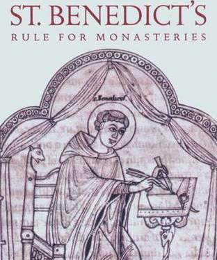 St. Benedict's Rule For Monasteries thumbnail