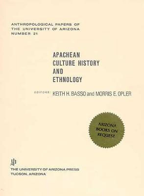 Apachean Culture, History and Ethnology