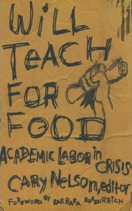 Will Teach For Food