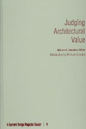 Judging Architectural Value