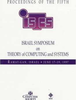 Israel Symposium on the Theory of Computing Systems (Istcs '97)