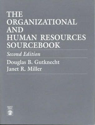 The Organizational and Human Resources Sourcebook