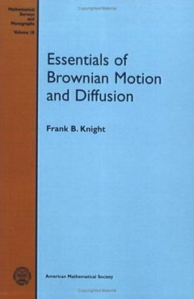 Essentials of Brownian Motion and Diffusion