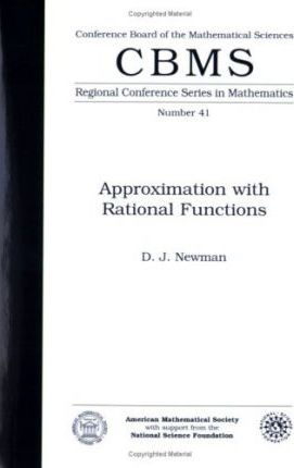 Approximation with Rational Functions