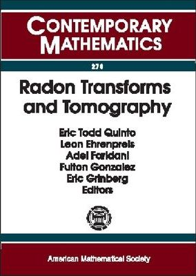 Radon Transforms and Tomography
