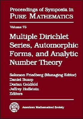Multiple Dirichlet Series, Automorphic Forms, and Analytic