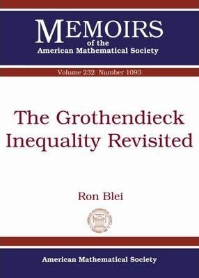 The Grothendieck Inequality Revisted
