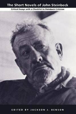 steinbeck a collection of critical essays Steinbeck's typewriter :essays on his art /robert demott john steinbeck and the critics /john ditsky east of eden :new and recent essays /edited by michael j meyer and.