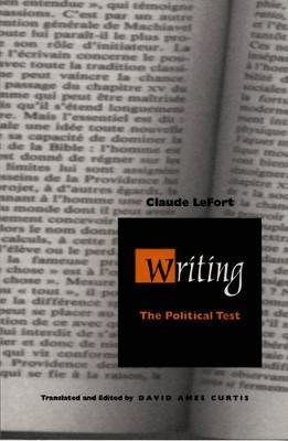 Writing: The Political Test