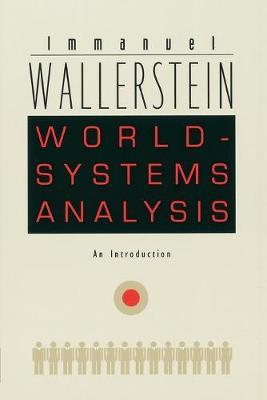 World-Systems Analysis An Introduction